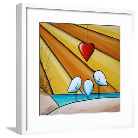With Love III-Cindy Thornton-Framed Art Print
