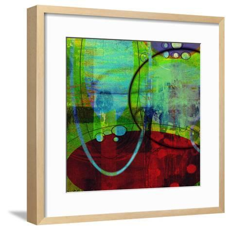 Winter Solstice II-Ricki Mountain-Framed Art Print