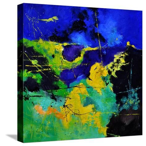 Abstract 88411072-Pol Ledent-Stretched Canvas Print