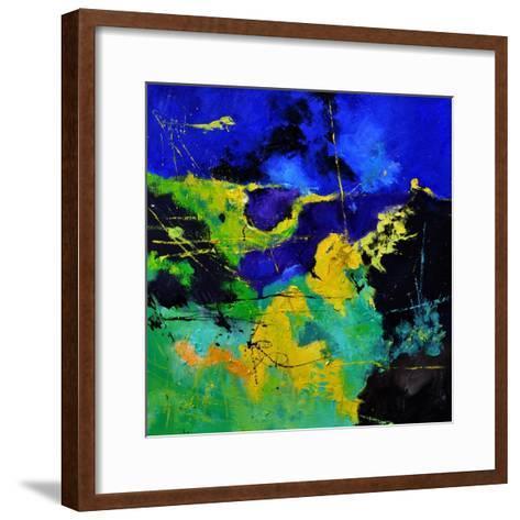 Abstract 88411072-Pol Ledent-Framed Art Print