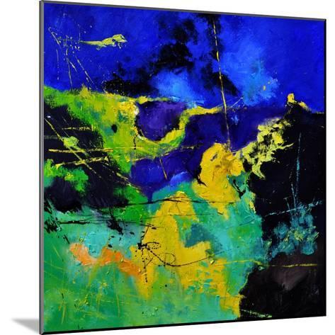 Abstract 88411072-Pol Ledent-Mounted Art Print