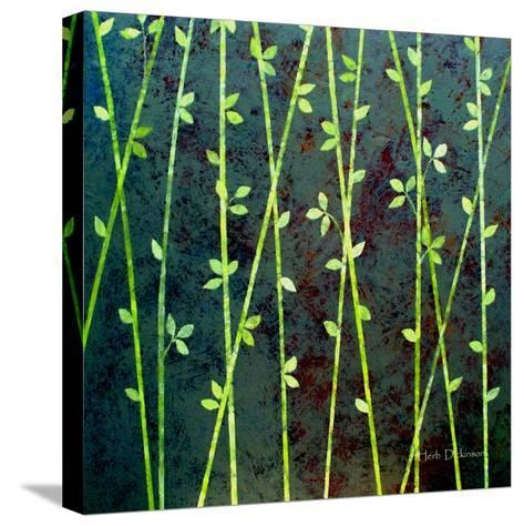 Feng Shui Cane-Herb Dickinson-Stretched Canvas Print