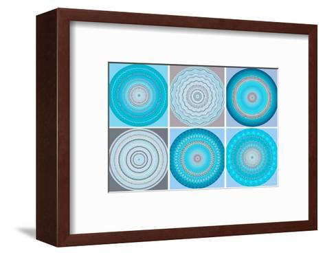 Motif Magic-Herb Dickinson-Framed Art Print