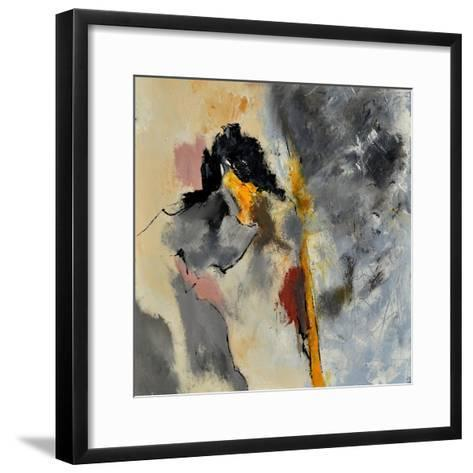 Abstract 8841602-Pol Ledent-Framed Art Print