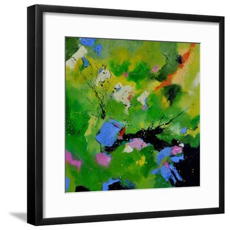 Abstract 8831112-Pol Ledent-Framed Art Print
