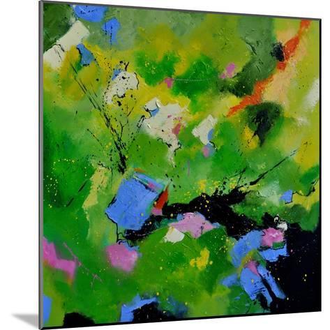 Abstract 8831112-Pol Ledent-Mounted Art Print