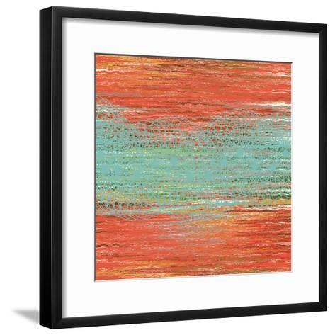 Flora Waltz I-Ricki Mountain-Framed Art Print