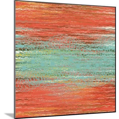 Flora Waltz II-Ricki Mountain-Mounted Art Print