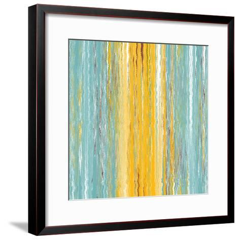Quantum Realm I-Ricki Mountain-Framed Art Print