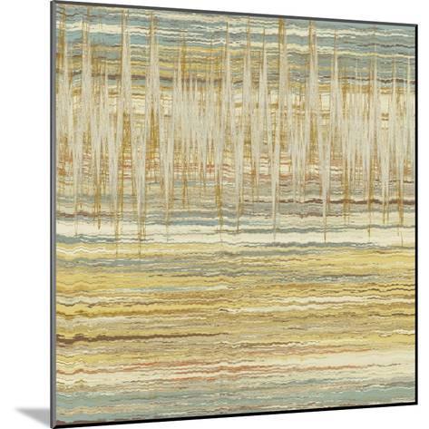 Line Break II-Ricki Mountain-Mounted Art Print