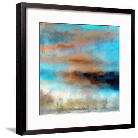 What a Color Art Series Abstract 12-Ricki Mountain-Framed Art Print