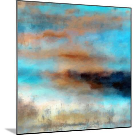 What a Color Art Series Abstract 12-Ricki Mountain-Mounted Art Print
