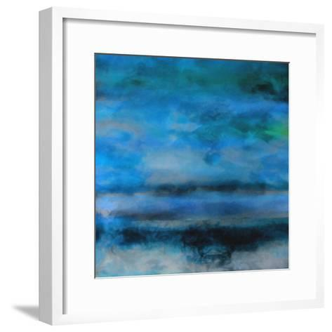 What a Color Art Series Abstract XI-Ricki Mountain-Framed Art Print