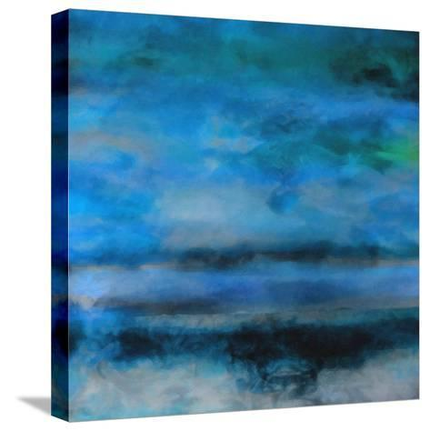 What a Color Art Series Abstract XI-Ricki Mountain-Stretched Canvas Print