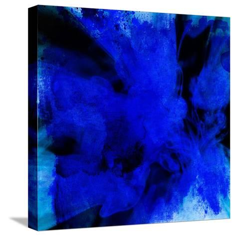 What a Color Art Series Abstract 3-Ricki Mountain-Stretched Canvas Print