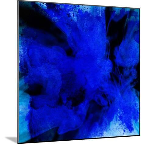 What a Color Art Series Abstract 3-Ricki Mountain-Mounted Art Print