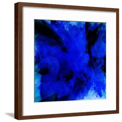 What a Color Art Series Abstract 3-Ricki Mountain-Framed Art Print