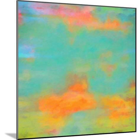 What a Color Art Series Abstract XII-Ricki Mountain-Mounted Art Print