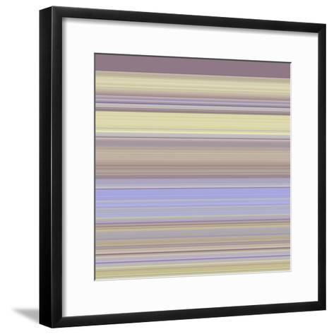 A R T Wave 24-Ricki Mountain-Framed Art Print