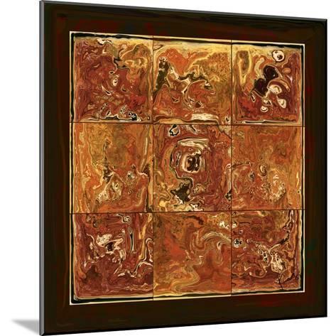 The Pieces-Rabi Khan-Mounted Art Print