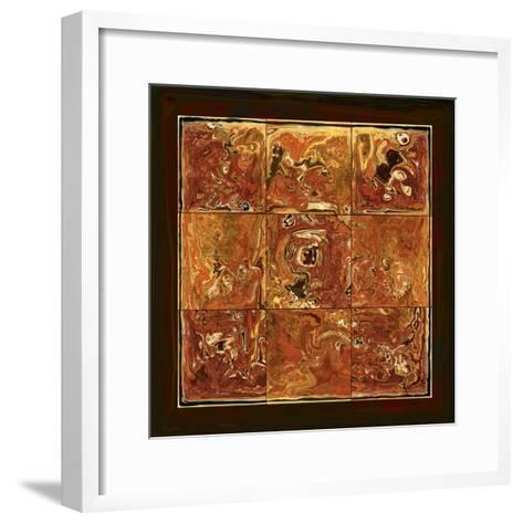 The Pieces-Rabi Khan-Framed Art Print