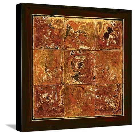 The Pieces-Rabi Khan-Stretched Canvas Print