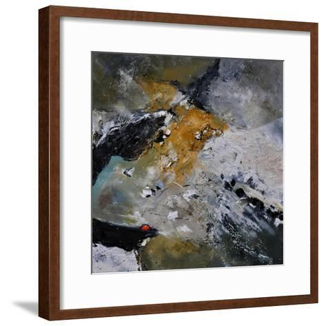 Abstract 8841211-Pol Ledent-Framed Art Print