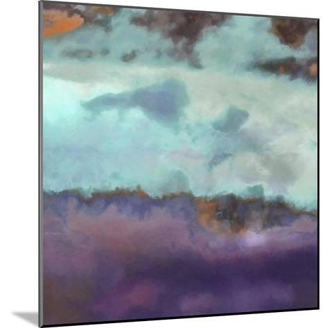 What a Color Art Series Abstract 7-Ricki Mountain-Mounted Art Print