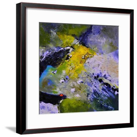 Abstract 8841212-Pol Ledent-Framed Art Print