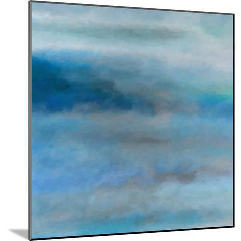 What a Color Art Series Abstract 13-Ricki Mountain-Mounted Art Print