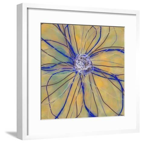 Pop Petal II-Ricki Mountain-Framed Art Print