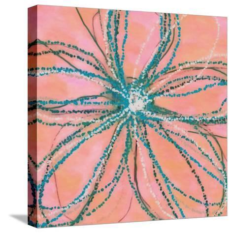 Pop Petal XII-Ricki Mountain-Stretched Canvas Print