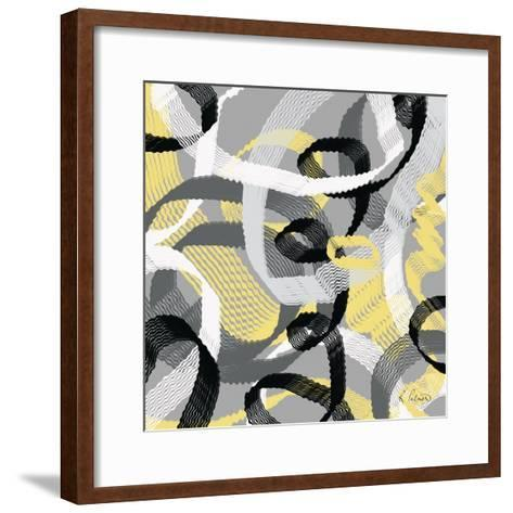 Filled To Capacity-Ruth Palmer-Framed Art Print