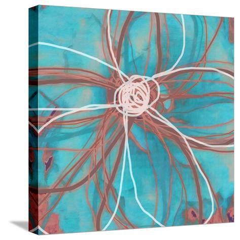 Pop Petal IV-Ricki Mountain-Stretched Canvas Print