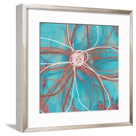 Pop Petal IV-Ricki Mountain-Framed Art Print