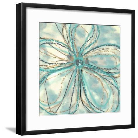 Pop Petal XIX-Ricki Mountain-Framed Art Print