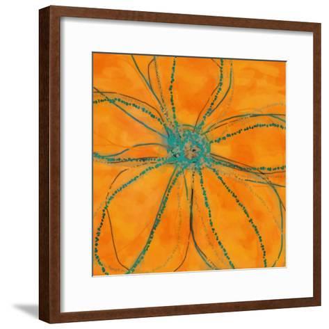 Pop Petal XIII-Ricki Mountain-Framed Art Print