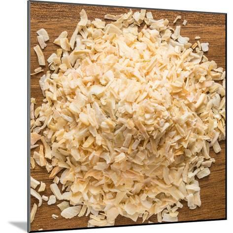 Dried Onion Flakes-Steve Gadomski-Mounted Photographic Print