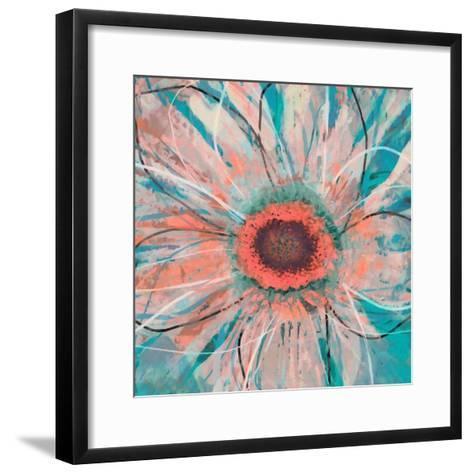 Pop Petal XVIII-Ricki Mountain-Framed Art Print