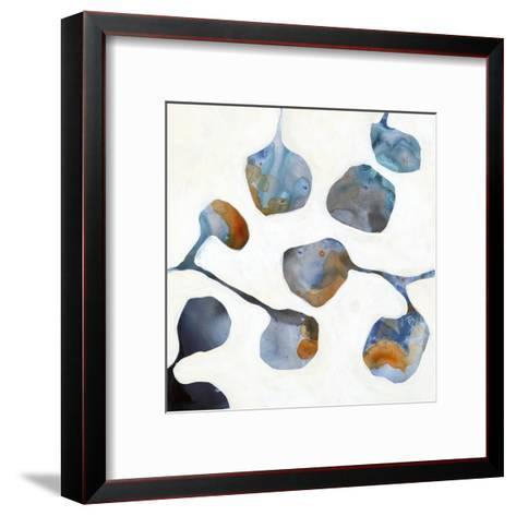 Moon Flower One-Jan Weiss-Framed Art Print