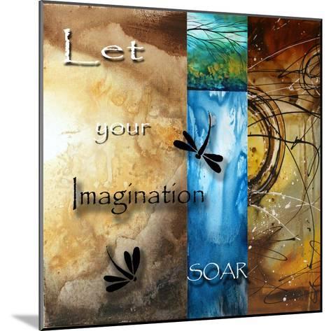 Let Your Imagination Soar-Megan Aroon Duncanson-Mounted Art Print