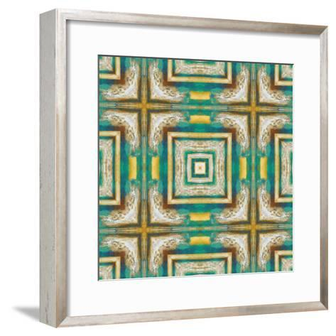 Pattern and Optics-Ricki Mountain-Framed Art Print