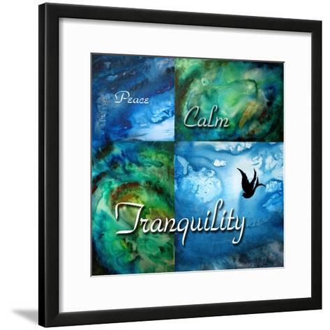 Tranquility-Megan Aroon Duncanson-Framed Art Print