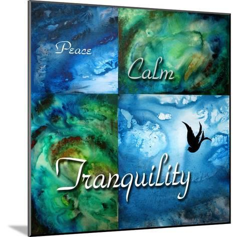 Tranquility-Megan Aroon Duncanson-Mounted Art Print