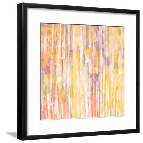 Mellow Yellows II-Ricki Mountain-Framed Art Print