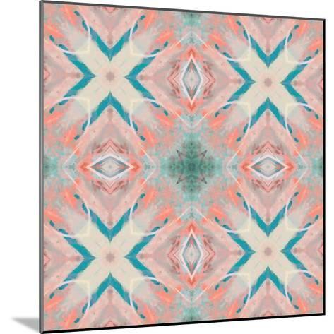 Pattern and Optics-Ricki Mountain-Mounted Art Print