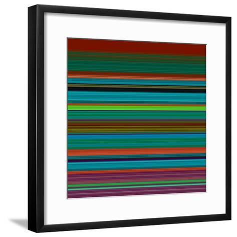 A R T Wave 3-Ricki Mountain-Framed Art Print