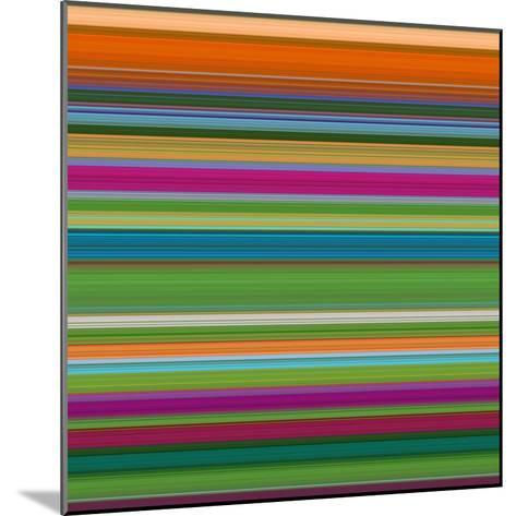 Art Wave 8 of 10 Bold Abstract Art-Ricki Mountain-Mounted Art Print