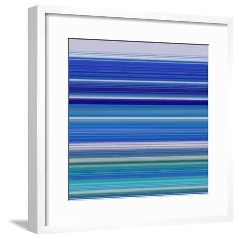 A R T Wave 10-Ricki Mountain-Framed Art Print