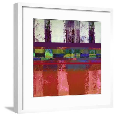 Double Dip-Ricki Mountain-Framed Art Print